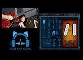Blue Cat's Re-Guitar Plug-in: Guitar Pickup, Body and Acoustic Simulation