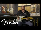 The Josefina Handwound Tomatillo Pickups | Fender Custom Shop | Fender
