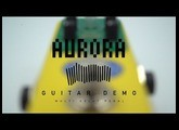 "BanananaEffects ""AURORA"" Pitch shift delay pedal Guitar demo"