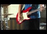 Washburn Silverado (USA Custom Shop) demo