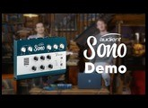 Audient Sono Demo and Examples - Guitar Recording Interface