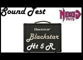 Blackstar HT5R Sound Test - Neogeofanatic