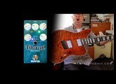 Wampler: ETHEREAL Delay & Reverb - Distortion demo