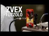 Zvex Fuzzolo Silicon Fuzz Pedal