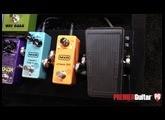 NAMM '18 - Dunlop | MXR Cry Baby Mini 535Q, Sugar Drive, and Classic 108 Fuzz Mini Demos