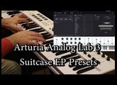 Arturia Analog Lab3 Suitcase EPs - KeyLab 61 Essential