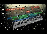 ARP QUADRA Analog Synthesizer (1978) *Fly By Night*