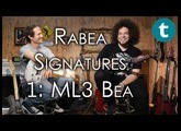 NEW Rabea Signature Chapman Guitars | feat. Rabea Massaad | Part 1: Standard