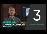Modular Sound Explorations w. Kabuki – Ep. 3/6 – Percussive Sequences – Softube