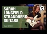 Everything about Strandberg guitars ft. Sarah Longfield  Thomann