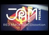 Jam Pedals - Red Muck Fuzz/Distortion