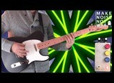 AirTrash Prototype Guitar Demo 1 - Mattoverse Electronics