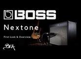 BOSS Nextone | First Look & Overview