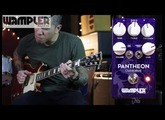 Wampler Pantheon overdrive pedal - demo by RJ Ronquillo