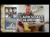 Wampler: CLARKSDALE DELTA OD (With Axe-FX II)