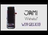 JAM pedals Wahcko+   with Greg Koch