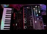 #2 DJ ARI-G Jamming Korg Monologue and Drumbrute Impact