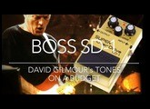 David Gilmour on a Budget - BOSS SD-1