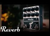 Atomic Ampli-Firebox Powered by StudioDevil | Reverb Demo