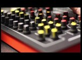 Impulse Command Full Intro Video - Analogue Synth demo