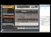Finale Tuto 3d : Création instrument avec key switch dans Kontakt joué dans Finale 2014