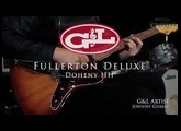 Fullerton Deluxe Doheny HH Demo with Johnny Gomez