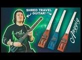 ANY GIG. ANY TIME. ANY WHERE! | AnyGig SE Travel Guitar