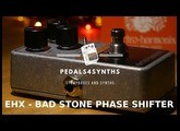 Pedals4Synths - Electro Harmonix Bad Stone Phase Shifter with a Studio Electronics & Roland SE-02