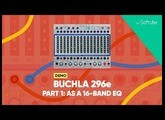 Buchla 296e Demo w. Todd Barton pt. 1/10 – As a 16-band EQ – Softube