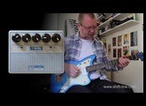 Shift-Line: TWIN MKII Preamp CRANKED (Direct to DAW)