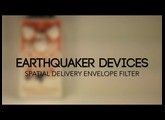 EarthQuaker Devices Spatial Delivery Envelope Filter Guitar Effects Pedal Demo
