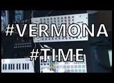 Vermona DRM1 Mk.iii Jam 02 (w/ Beatstep Pro, Novation Bass Station, Yamaha TX81Z)