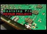 Arturia Beatstep Pro Sequencer Repair Project
