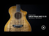 Breedlove Guitars: Oregon Concert Prairie Burst CE Limited Edition
