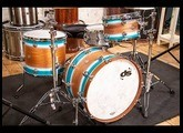 DS Drums Rebel Series Custom Shop Mahogany Shell Pack - Drummer's Review