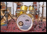 DS Drum Rebel Series Shell Pack & Accompanying Snare Drum - Drummer's Review