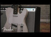 The Jimmy Page Mirror Telecaster® Demo | Artist Signature Series | Fender
