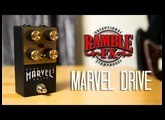 Ramble FX - Marvel Drive (3 Guitars) Pedal Demo