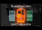 Subdecay Dirt Heaven - Liquid Sunshine,  F-Bomb & Noisebox.