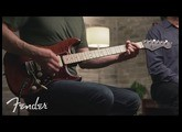 The Flame Maple Top Stratocaster Demo | Rarities Collection | Fender