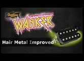 Rig on fire - Sheptone Wanker - The Hair Metal Pickup