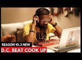 Propellerhead Reason 10.3 First Beatmaking Video | D.C. Cookup