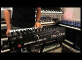 "Sequential Circuits Pro-One Analog Synthesizer ""Lost 80s"""