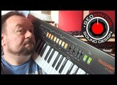 GEOSynths - Synth Show Reviews - Behringer VC340 Vocoder and String Machine