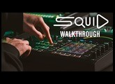 "TORAIZ ""SQUID"" Official Walkthrough  – The new multitrack sequencer"