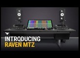 RAVEN MTZ - The Ultimate Solution for The Modern Pro Studio ?⚡️