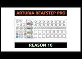 Beatstep Pro Reason 10 Setup