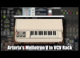 Arturia's Mellotron V in VCV Rack