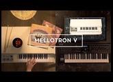 Arturia announces | Mellotron V