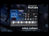 KORG's volca nubass delivers huge bass via a real vacuum tube